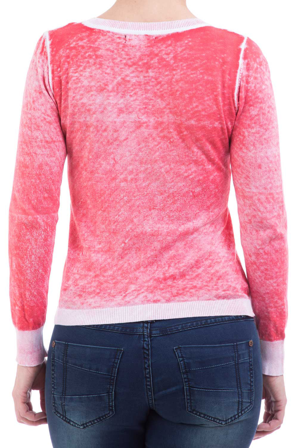 Type 1 Strawberry Red Sweater