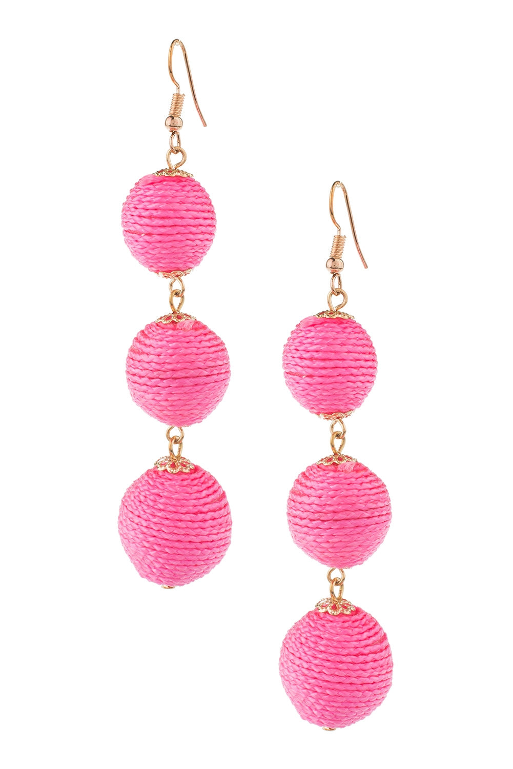 Type 1 Pink Pop Earrings