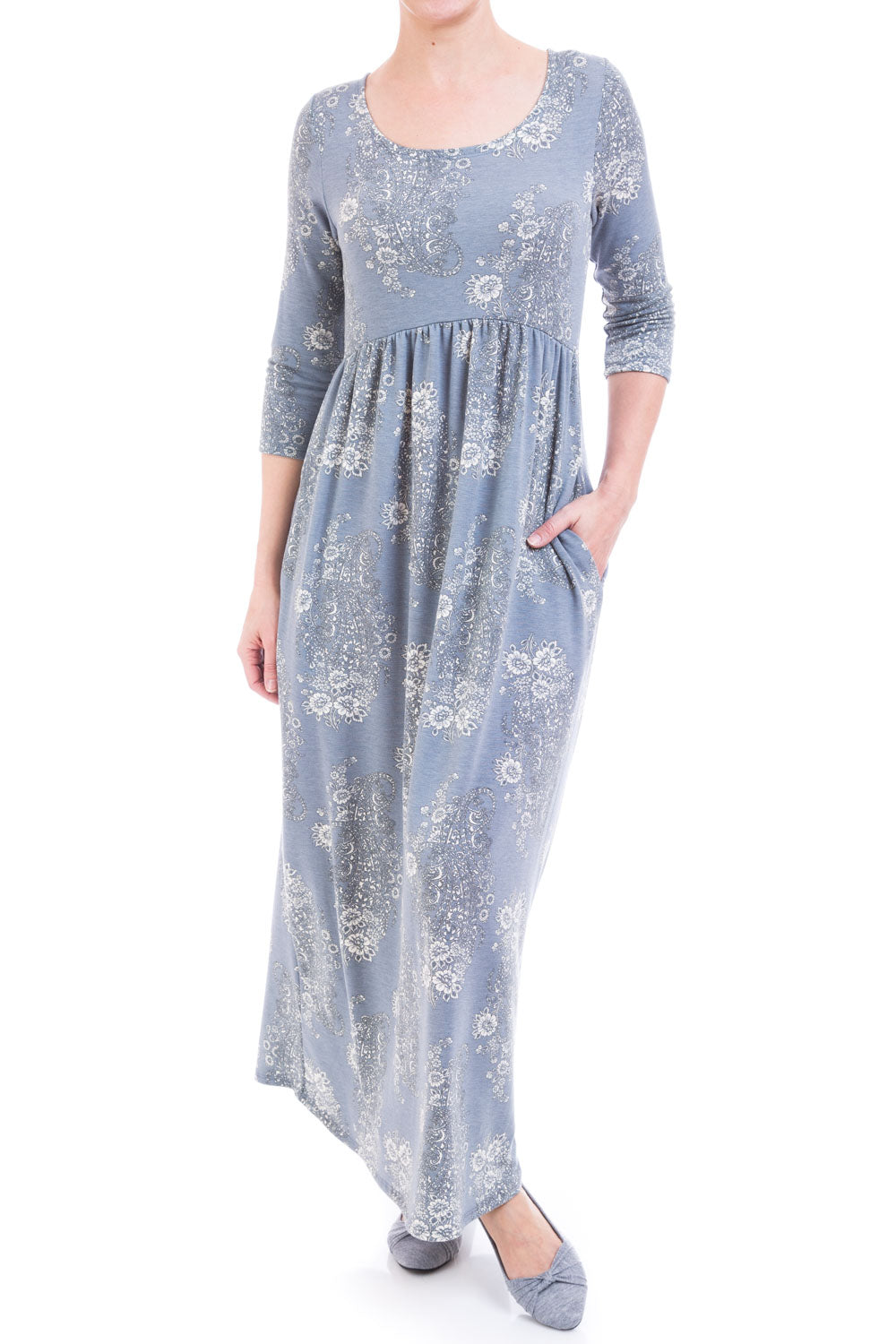 Type 2 Bennet Sisters Dress in Blue