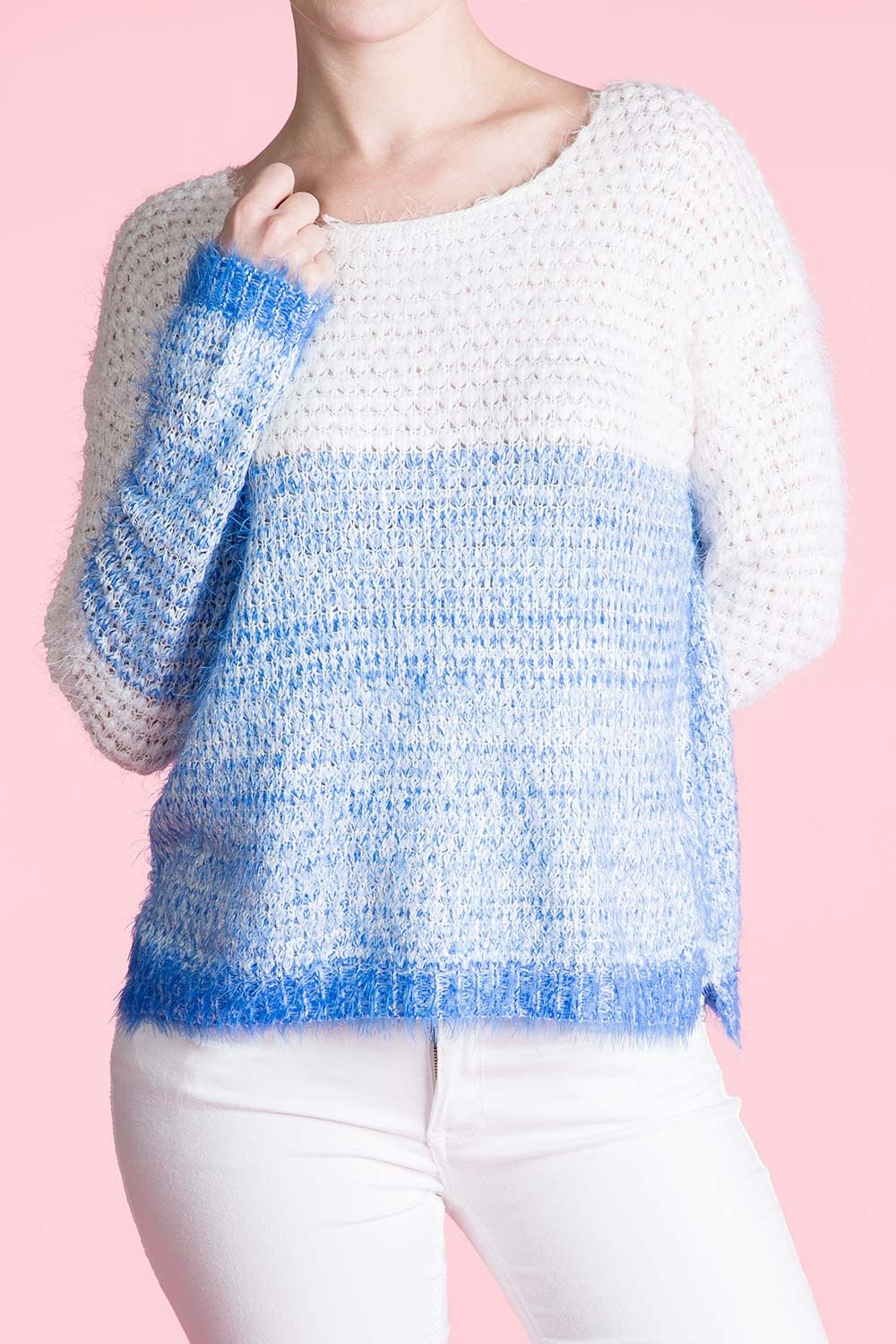 Type 1 Warm And Fuzzy Sweater