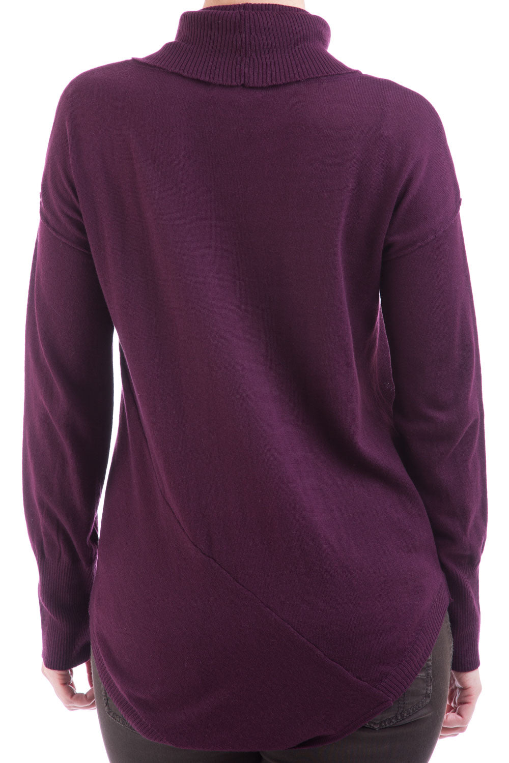 Type 2 Clearly Claret Sweater