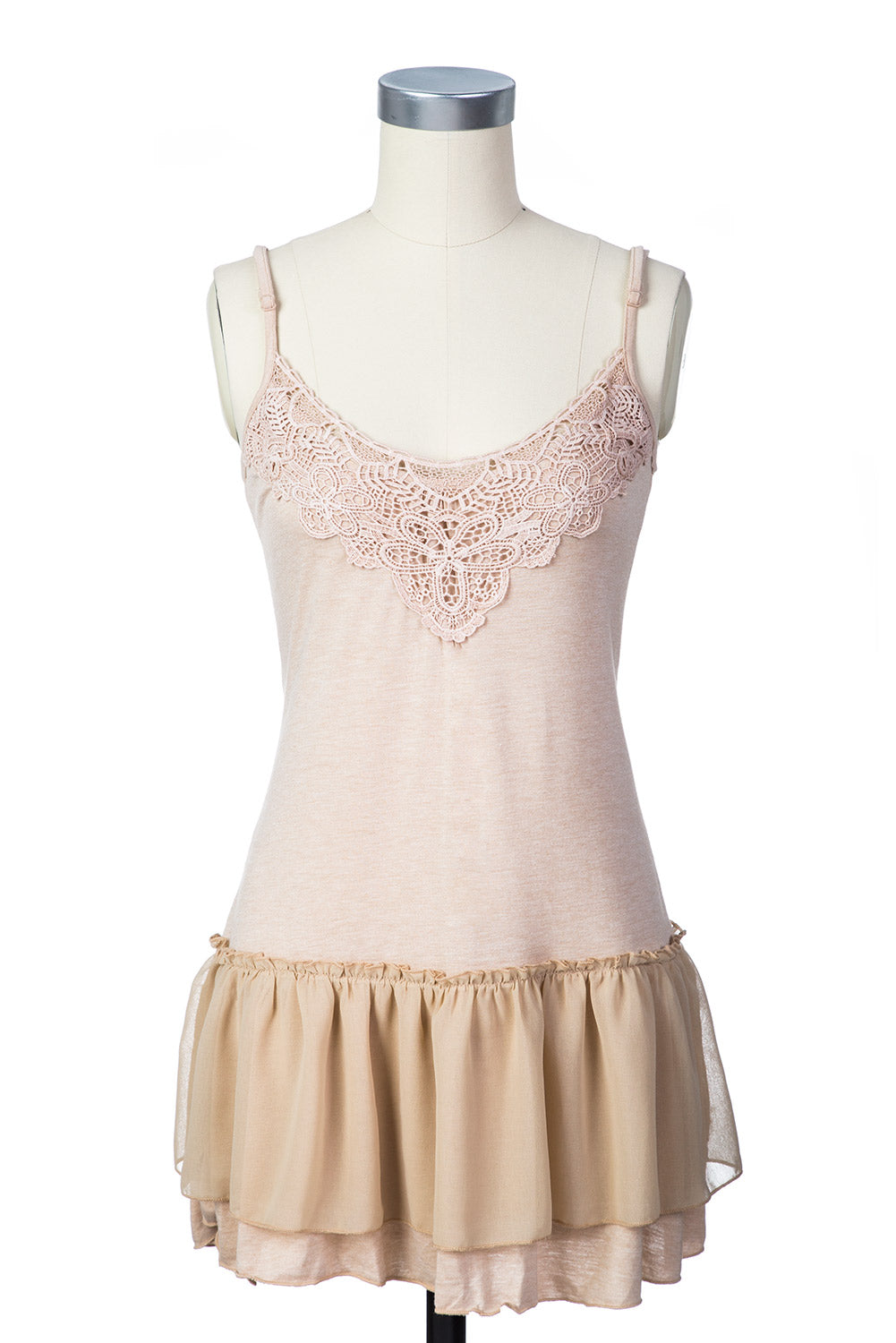 Type 2 Comfort Incarnate Top in Rose Taupe