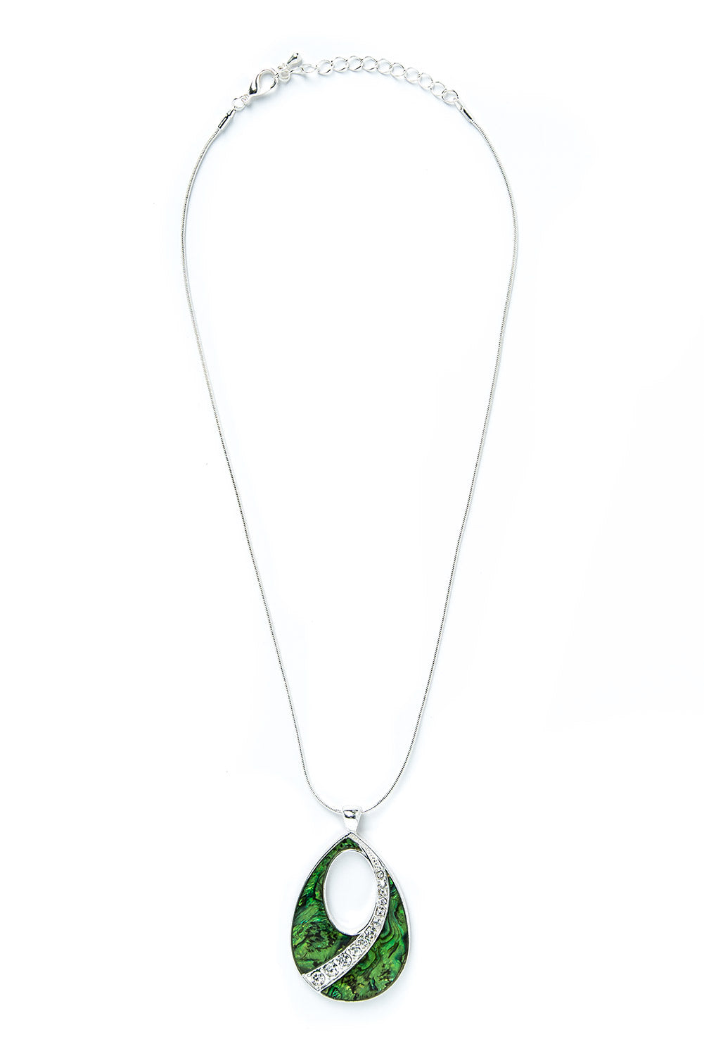 Type 4 Emerald City Necklace