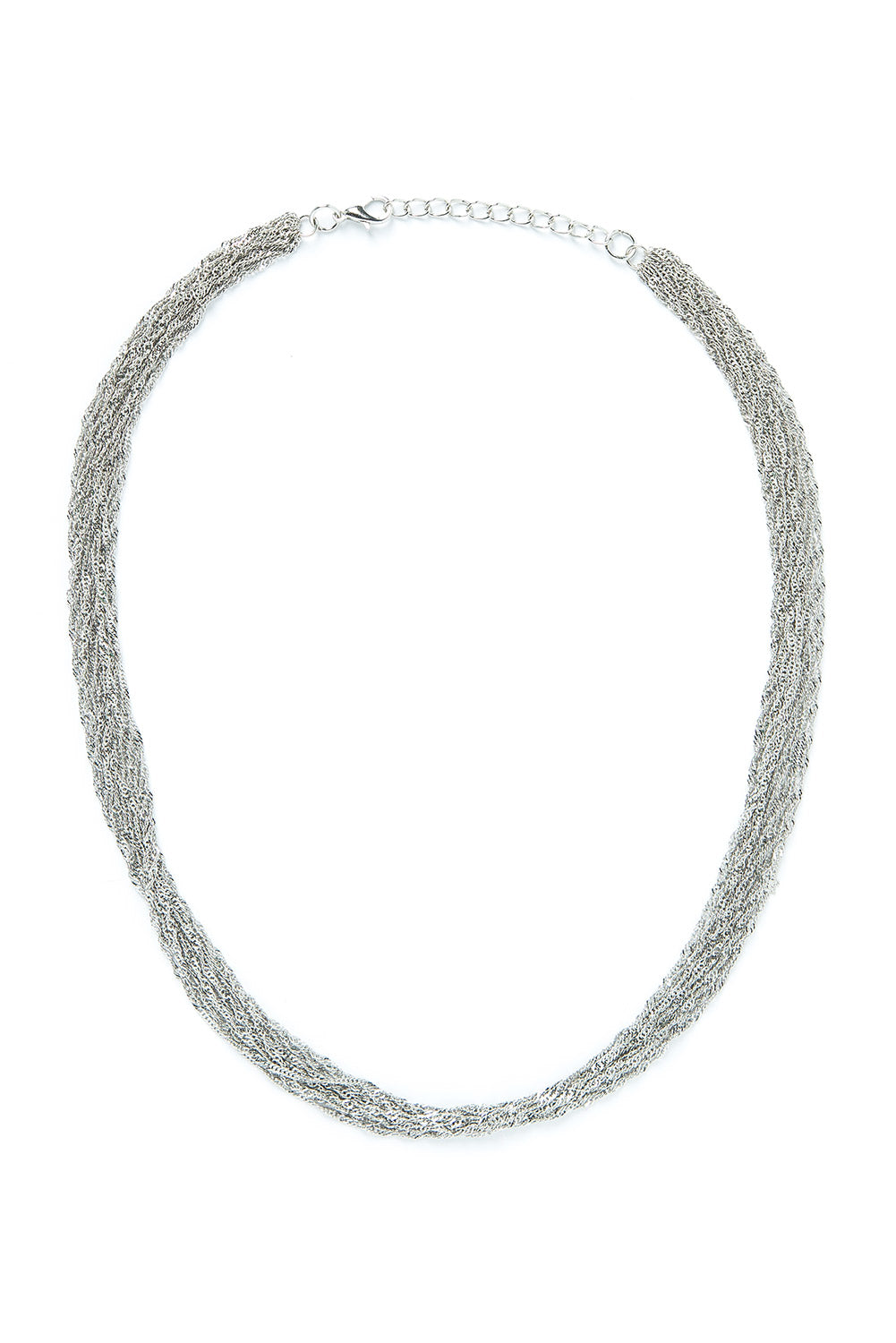 Type 2 Liquid Silver Necklace