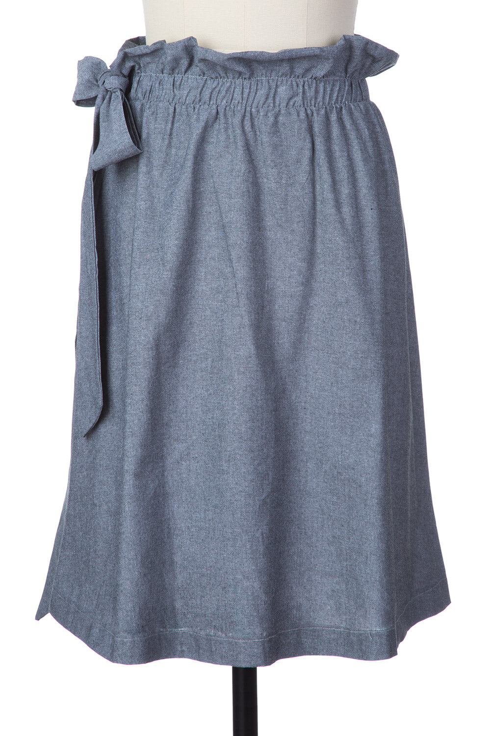 Type 2 Haute Couture Skirt in Gray