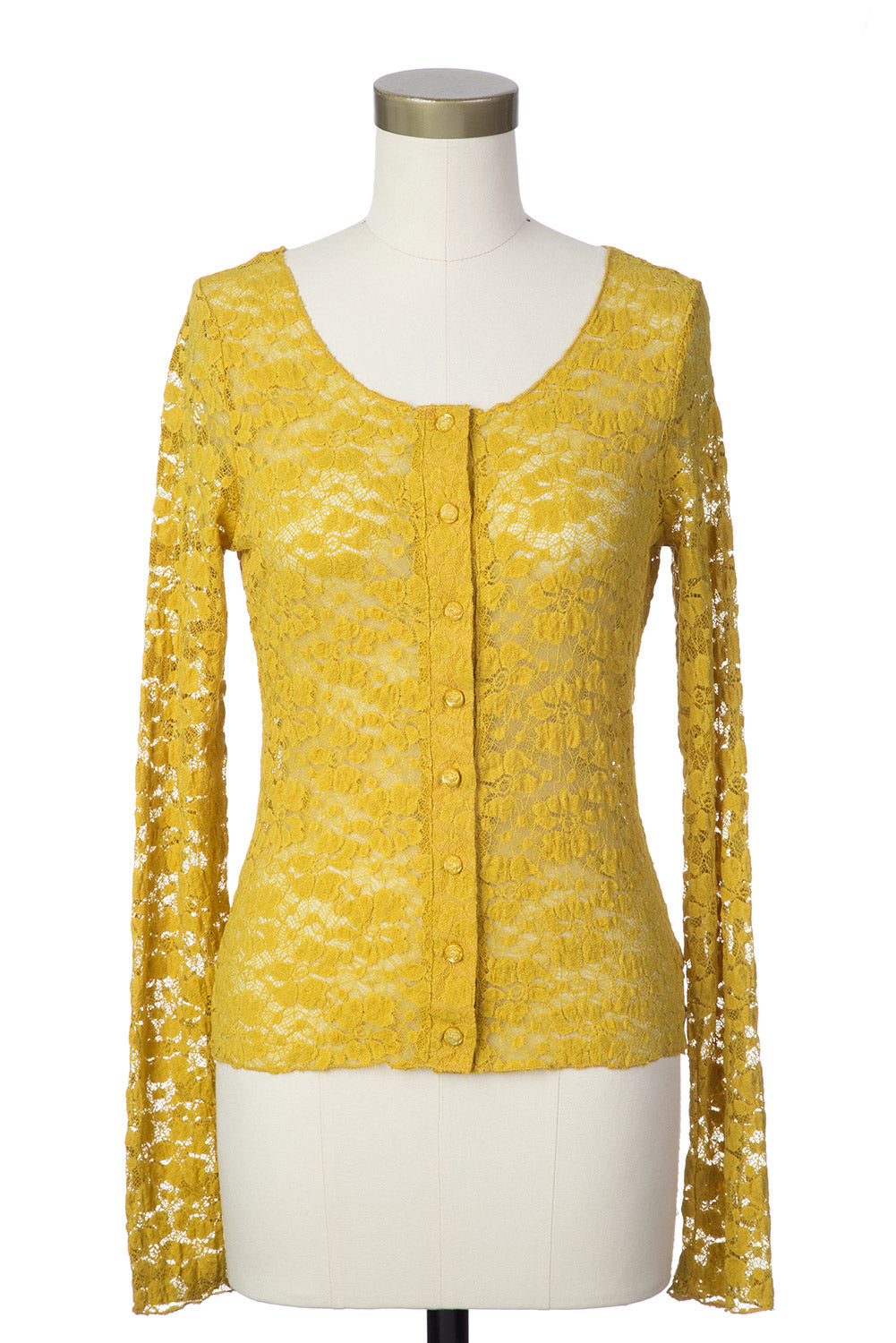 Type 3 Gold Dust Cardigan