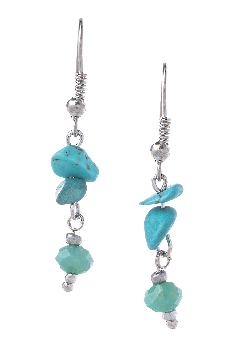 Type 2 Swimming with the Fishes Earrings