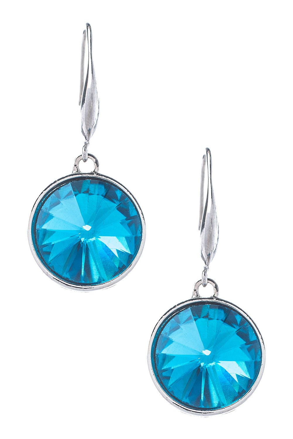 Type 4 Aquamarine Earrings