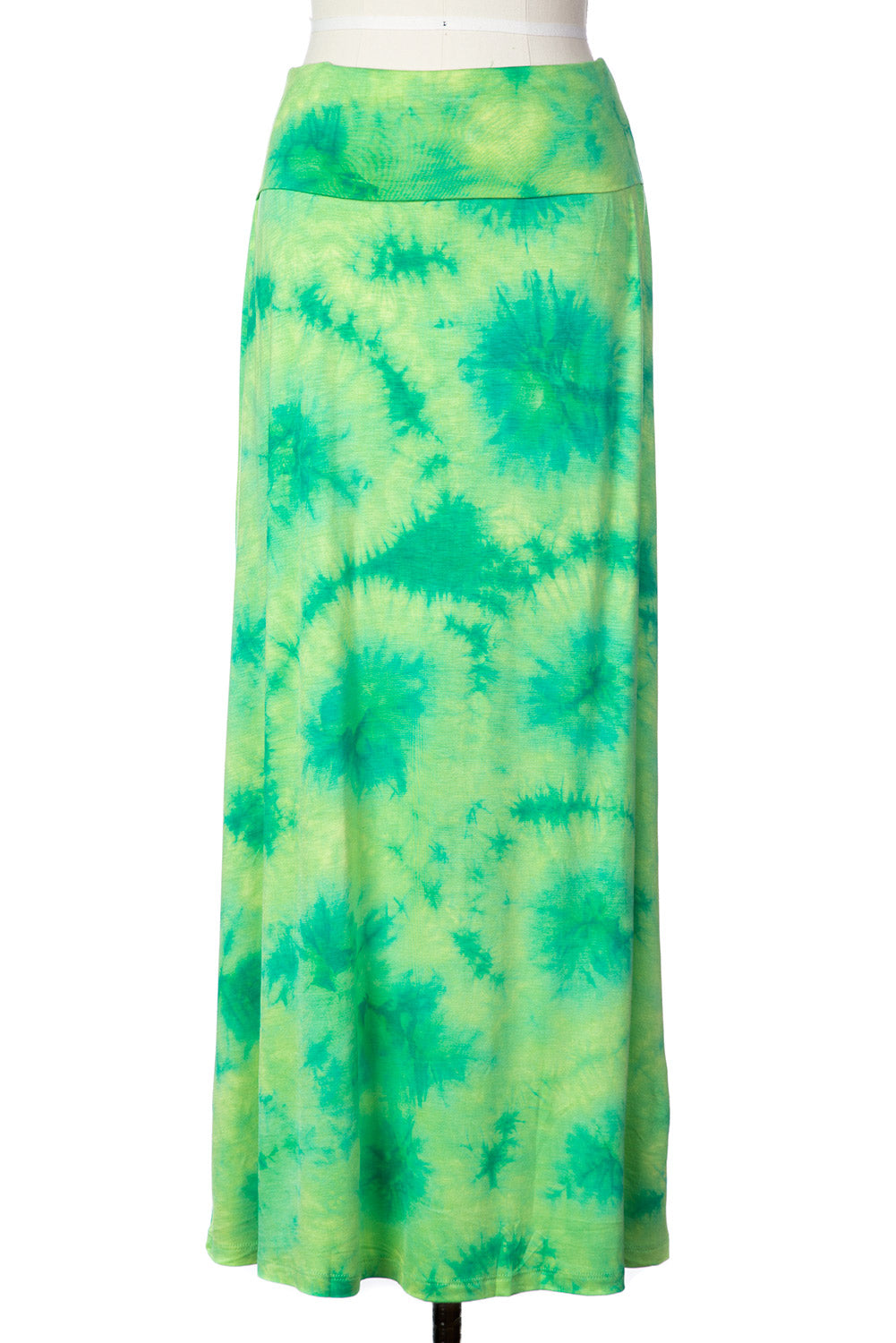 Type 1 Dying for Adventure Skirt in Green