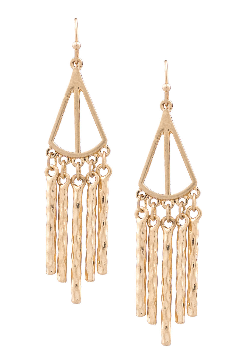 Type 3 Rod On Earrings