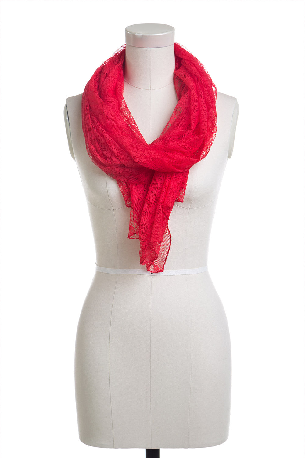 Type 1 Poppy Love Scarf