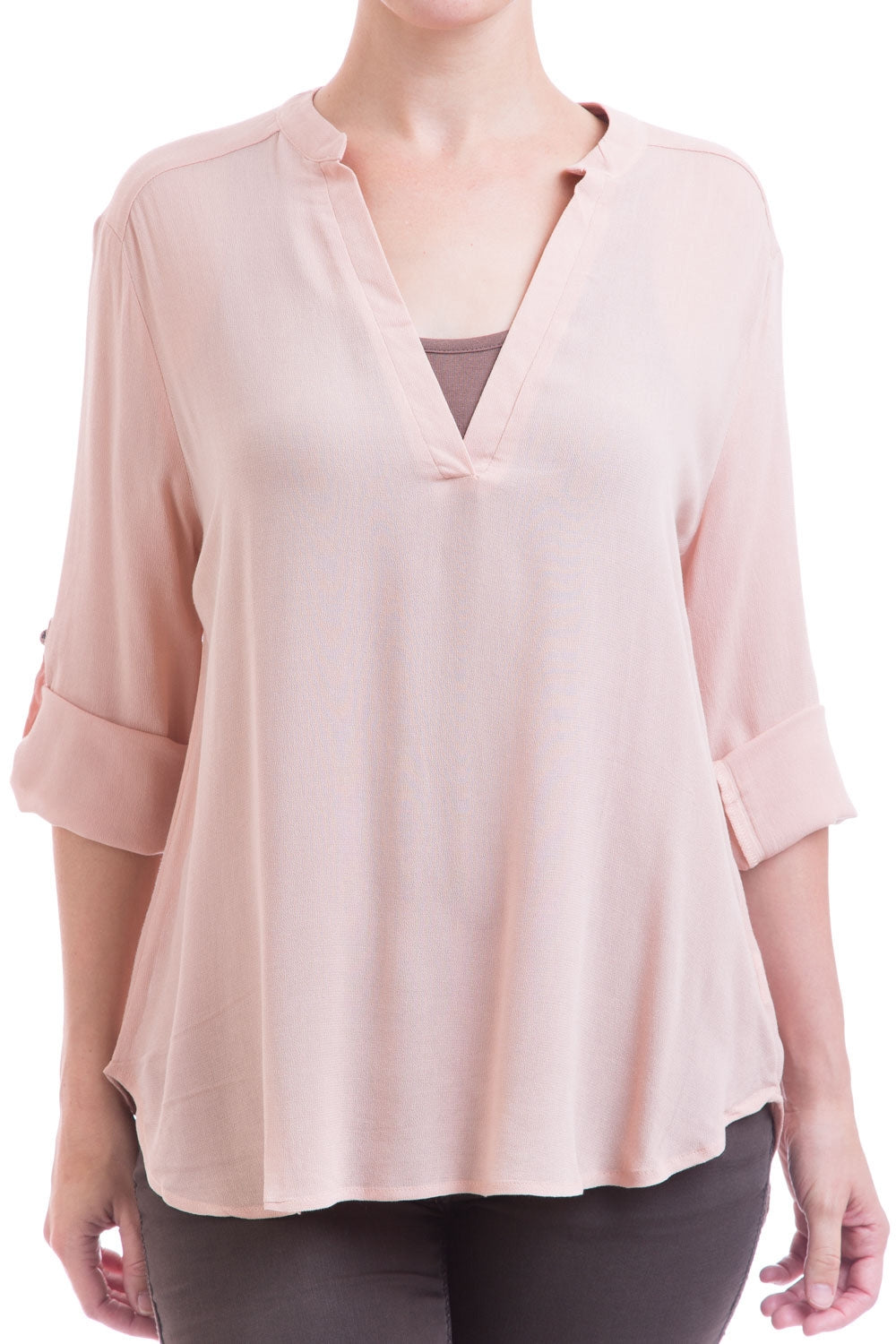 Type 2 Blush Beauty Top