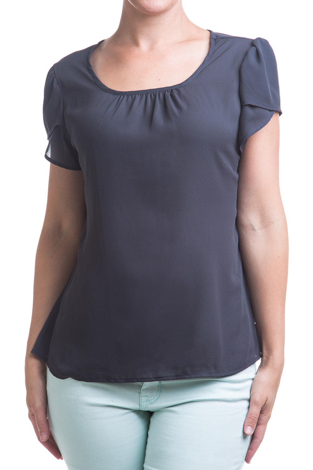 Type 2 Summer Charcoal Top