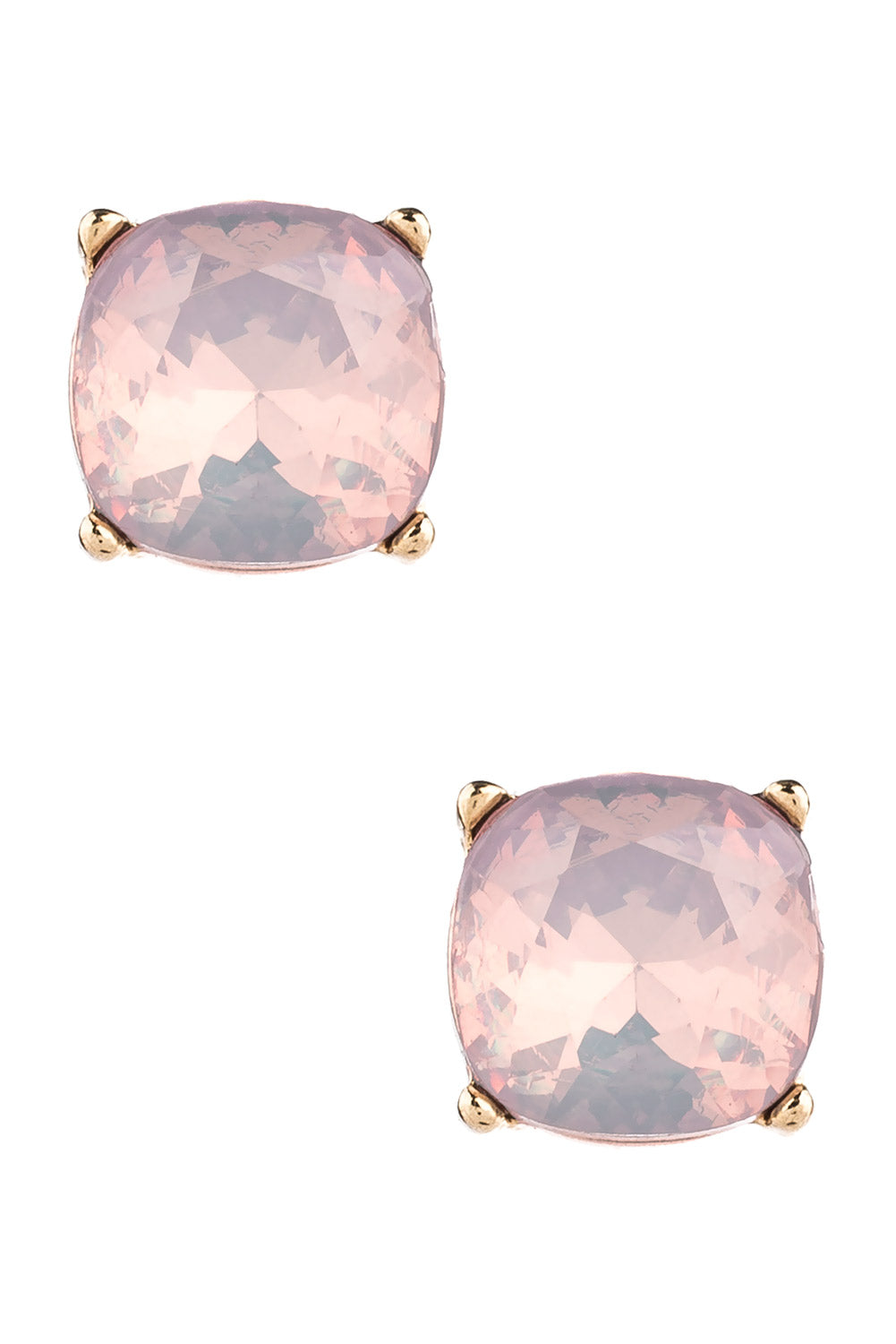 Type 1 Second Star On The Right In Pink Earrings