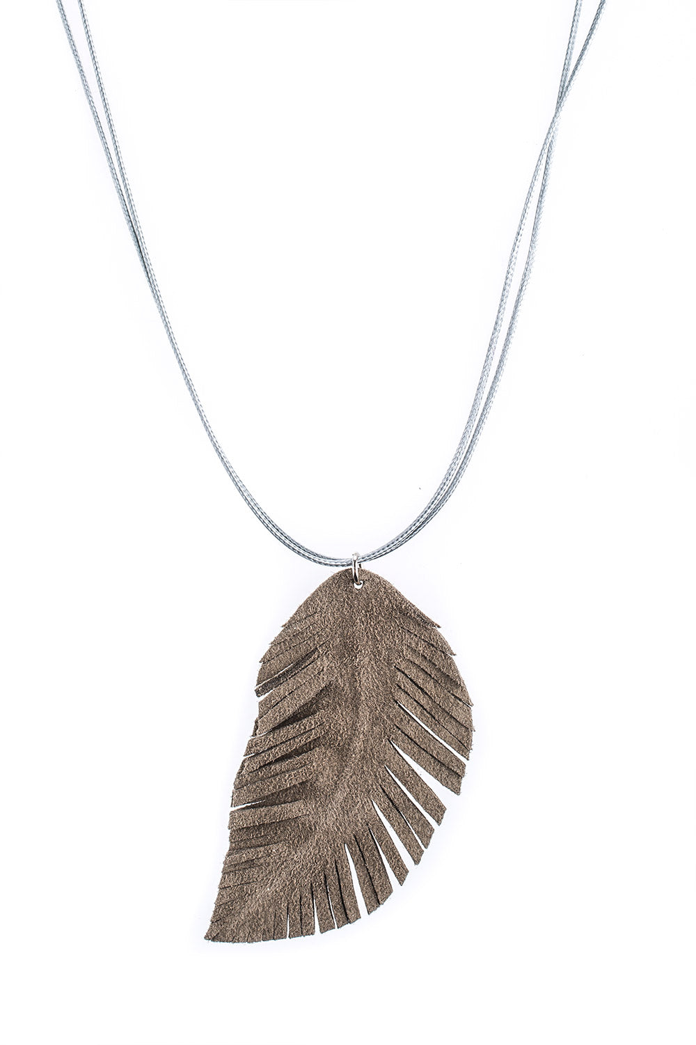 Type 2 Feigned Feather Necklace
