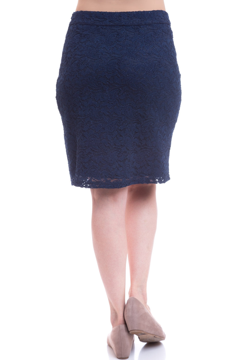 Type 2 Insightful Blue Skirt