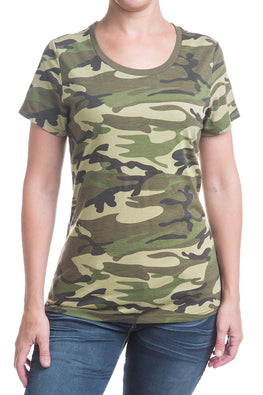 Type 3 The Un-Camo Tee Top