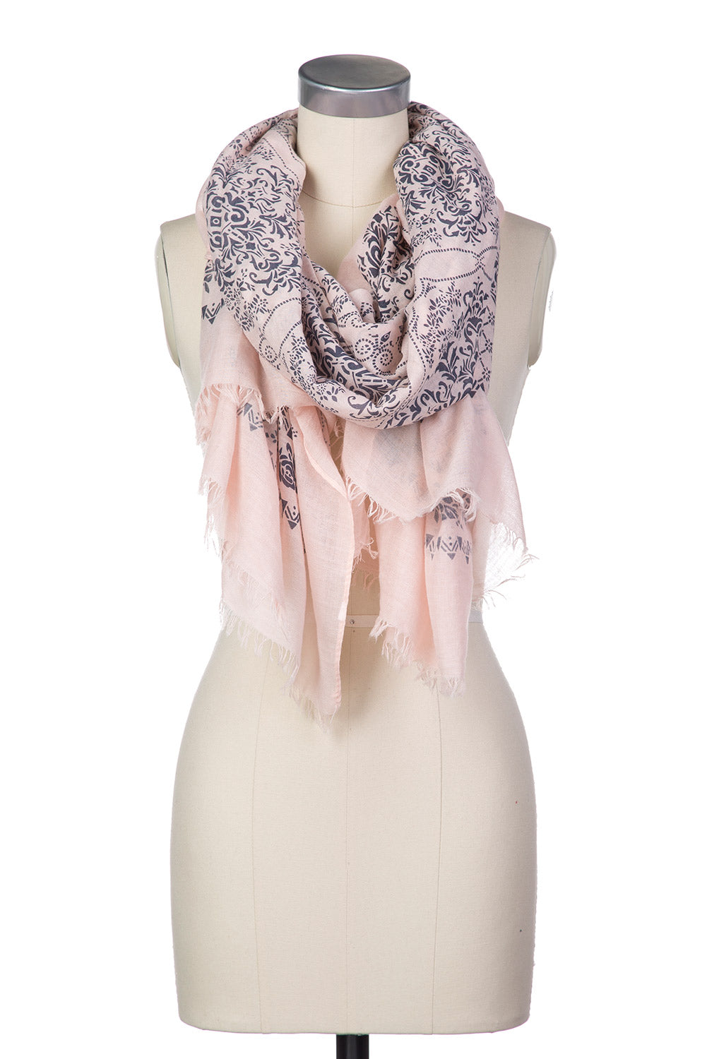 Type 2 Arabesque Scarf