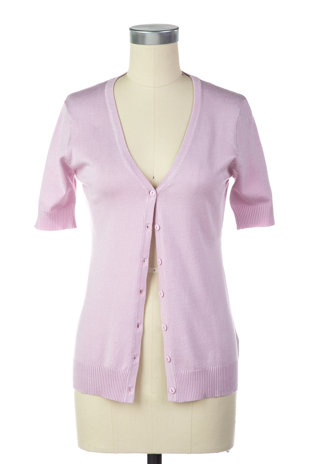 Type 2 Summer Lilac Cardigan