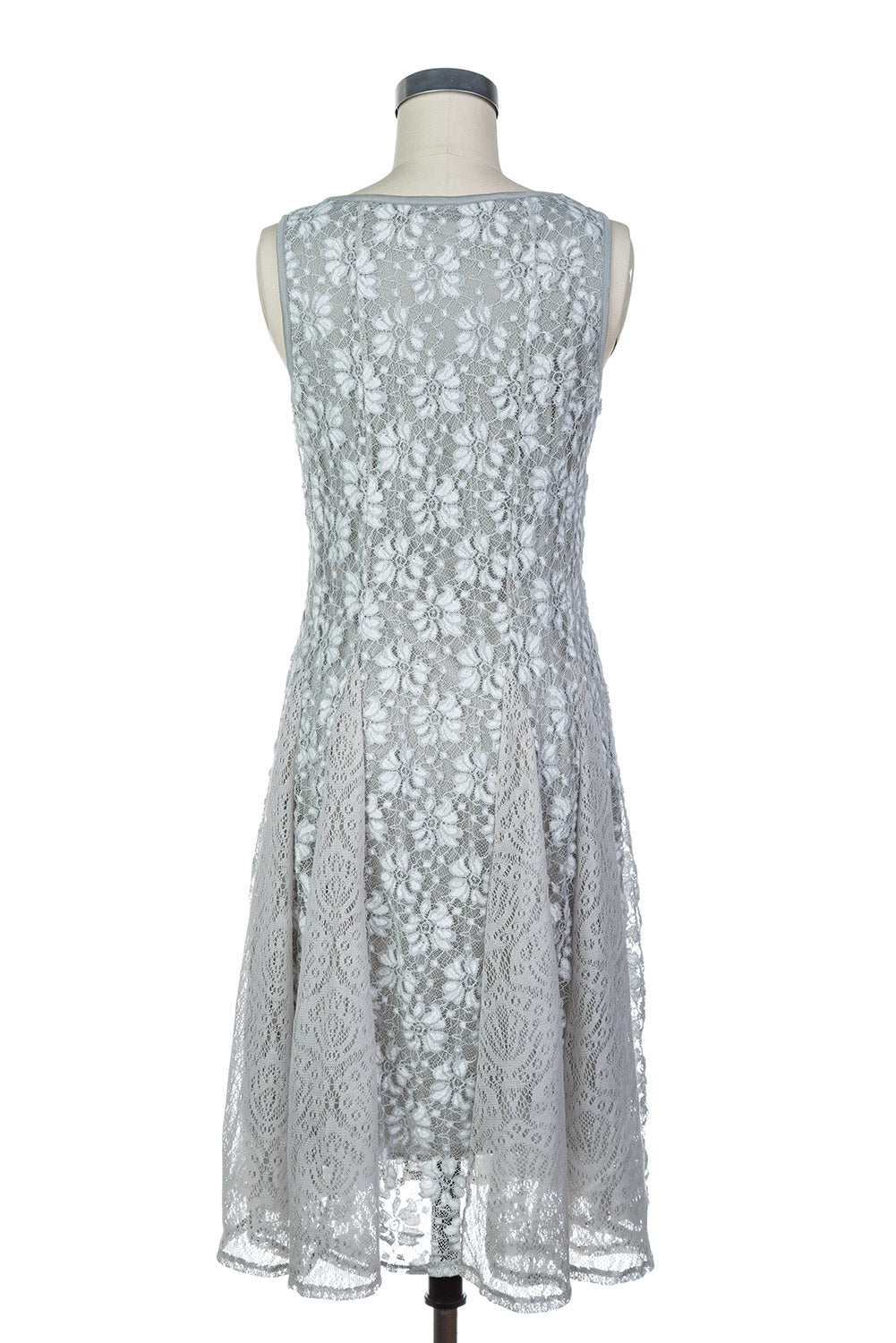 Type 2 Draped in Lace Dress