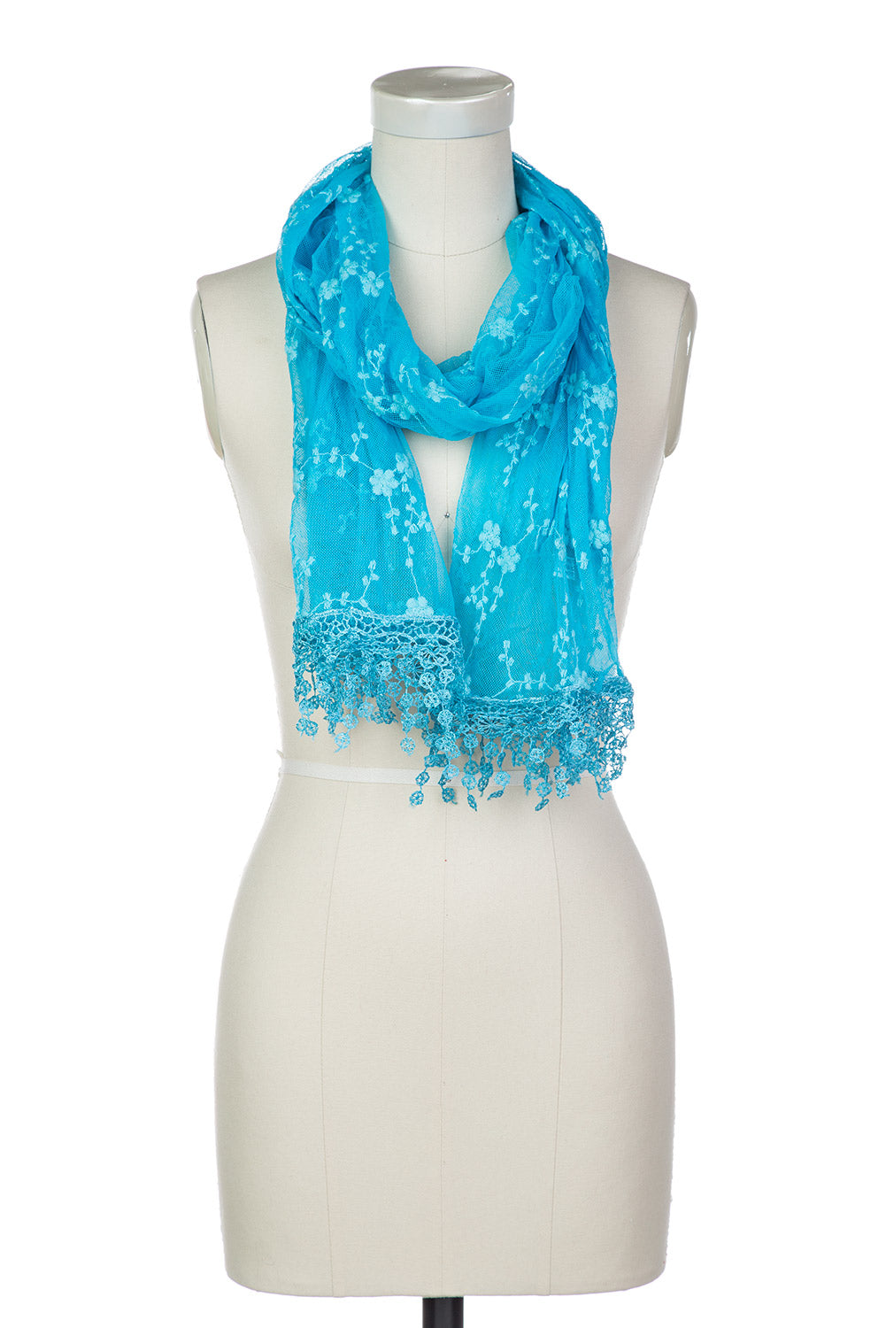 Type 1 We Mesh Well Scarf