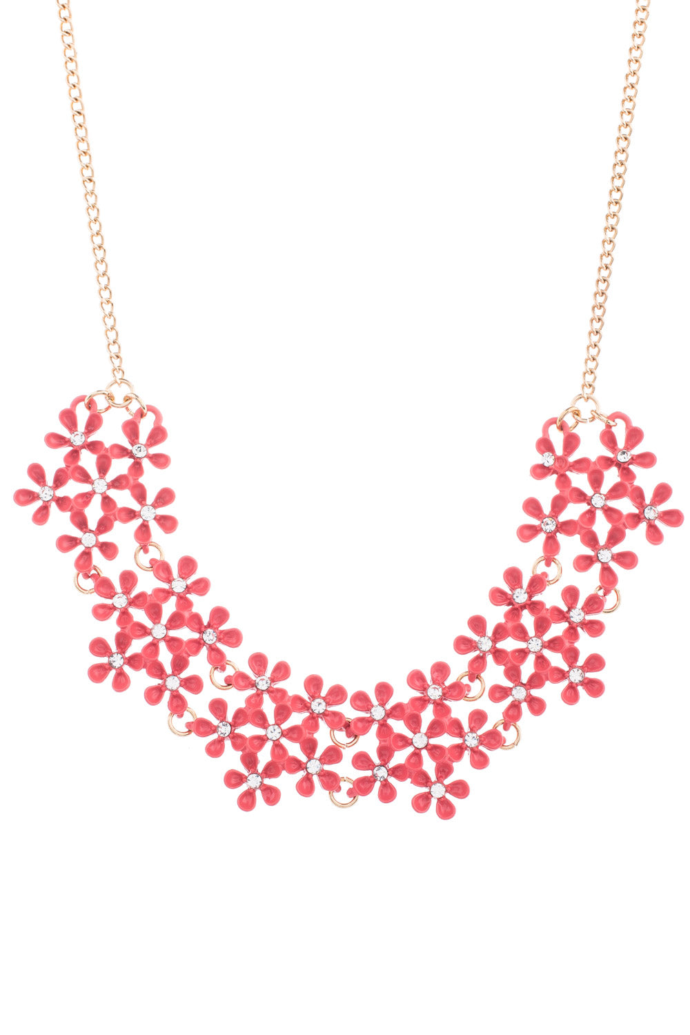 Type 1 Mokara Orchids Necklace