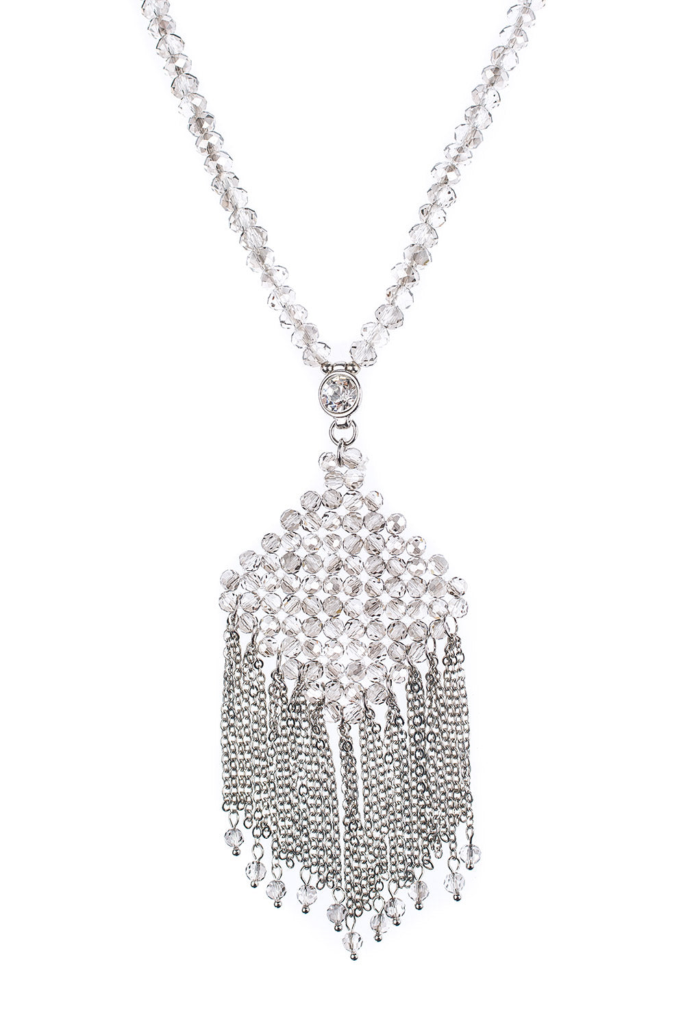 Type 2 Draped in Diamonds Necklace