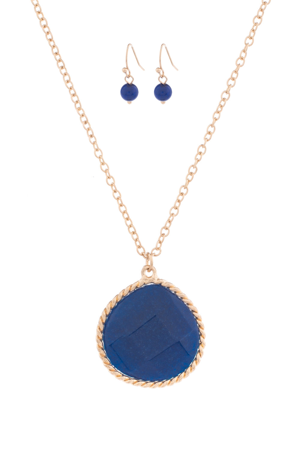 Type 1 American Blue Necklace Set