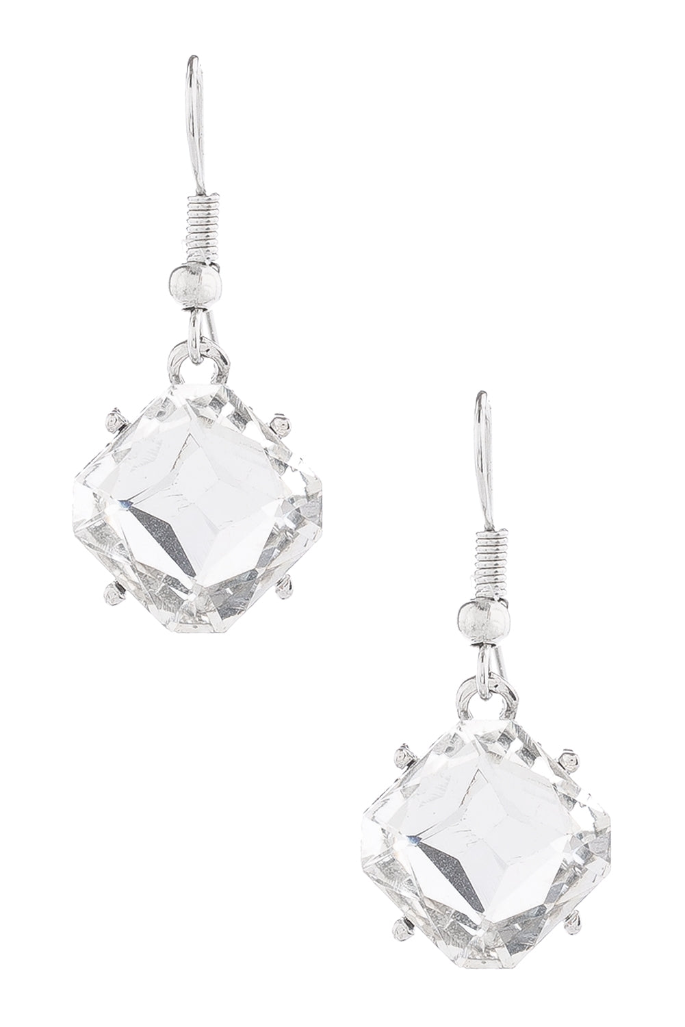 Type 4 Classic Crystal Earrings