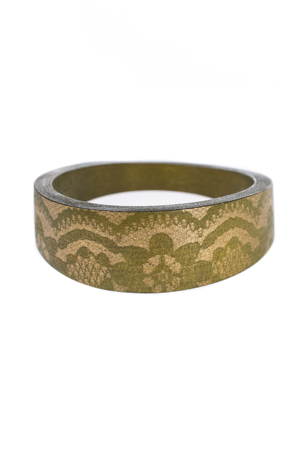 Type 3 Lavish Lady Bracelet in Green