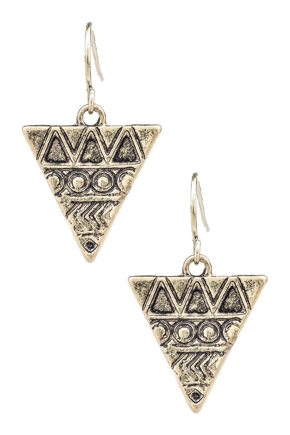 Type 3 All Seeing Earrings