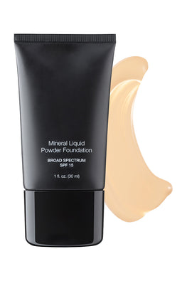 Mineral Liquid Powder- Linen