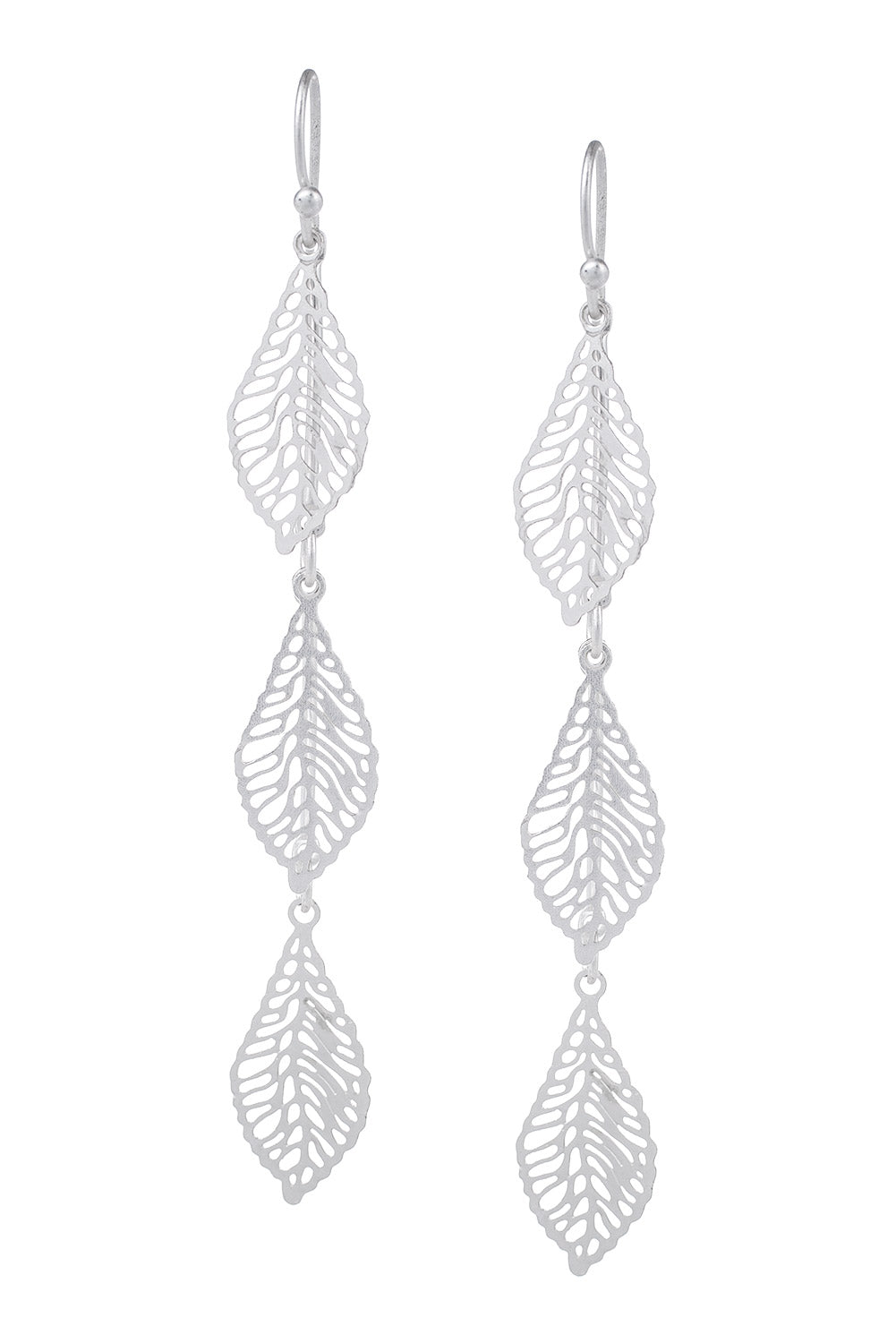 Type 2 Cascading Leaves Earrings