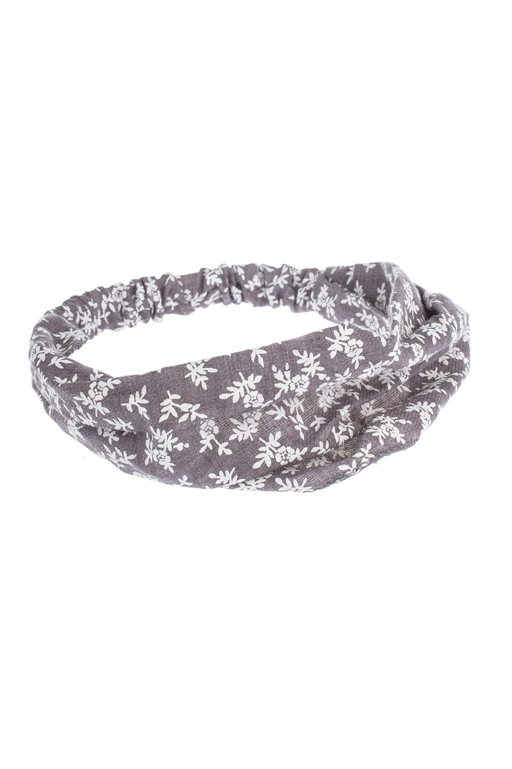 Type 2 Details Headband in Gray