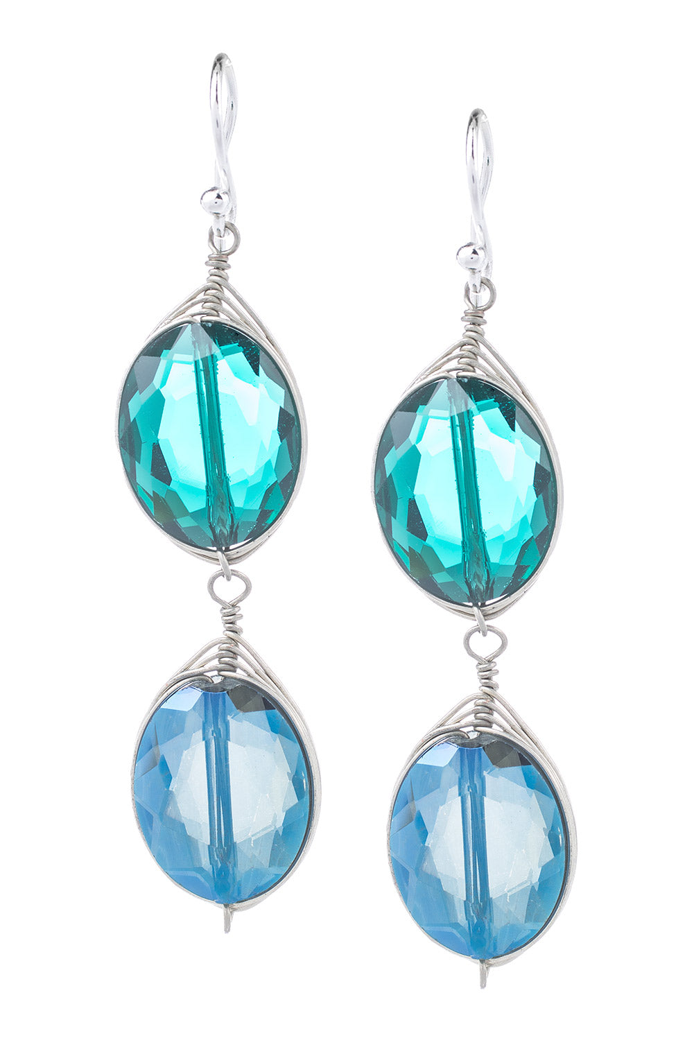 Type 2 Ocean Stones Earrings