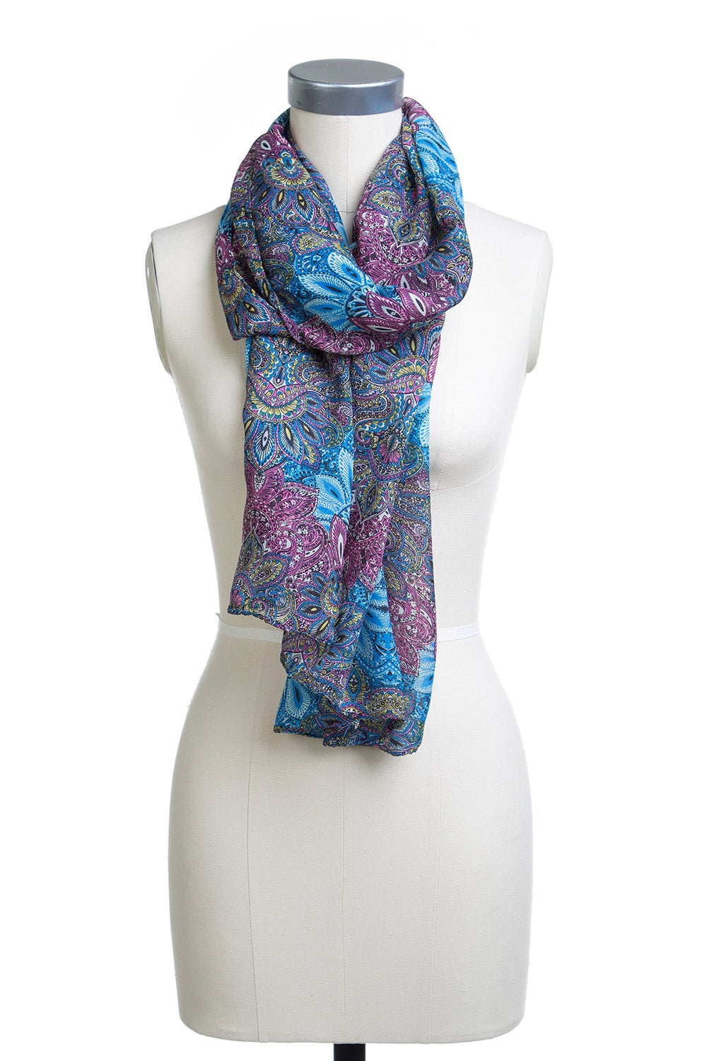 Type 2 Blooming Gardens Scarf