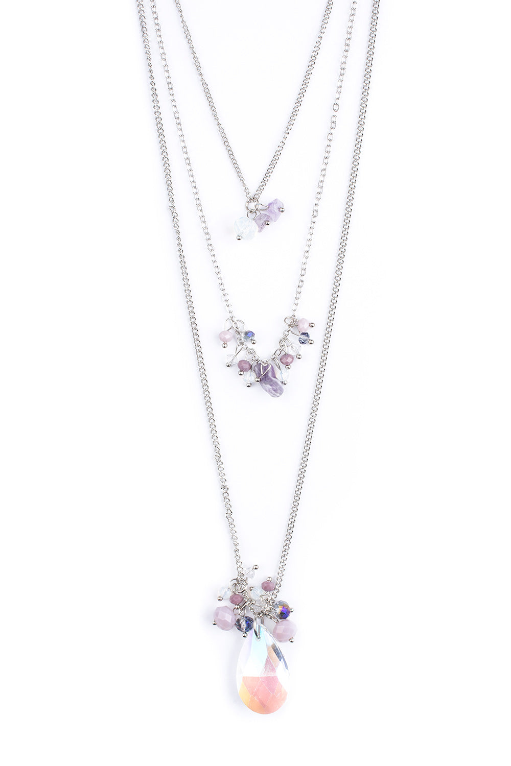 Type 2 Purple And Pristine Necklace