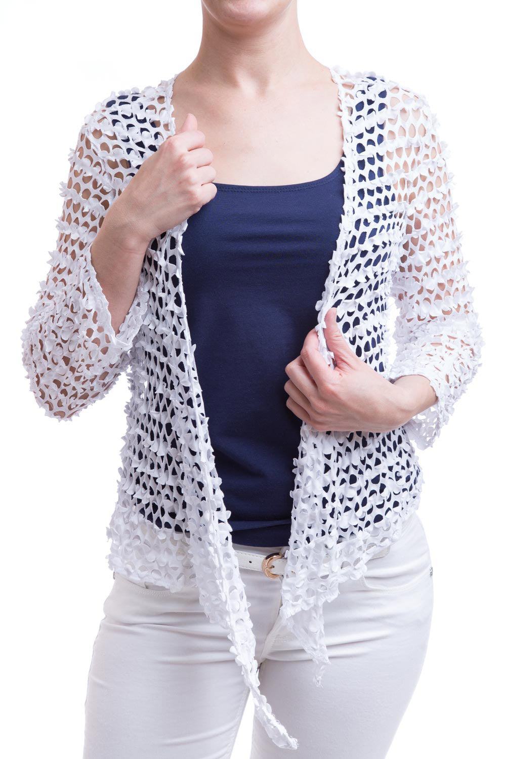 Type 1 Puffy Clouds Cardigan