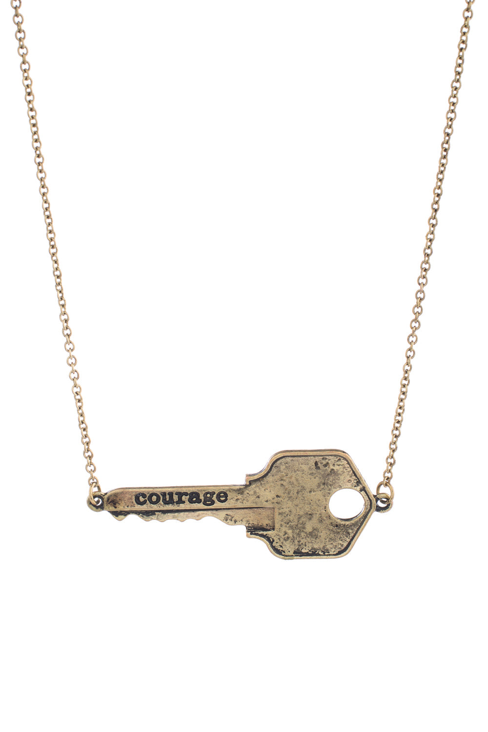Type 3 Key To Courage Necklace