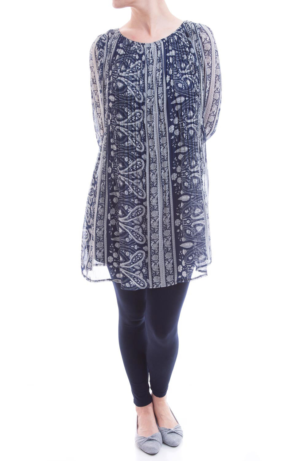 Type 2 Nice and Graceful Tunic