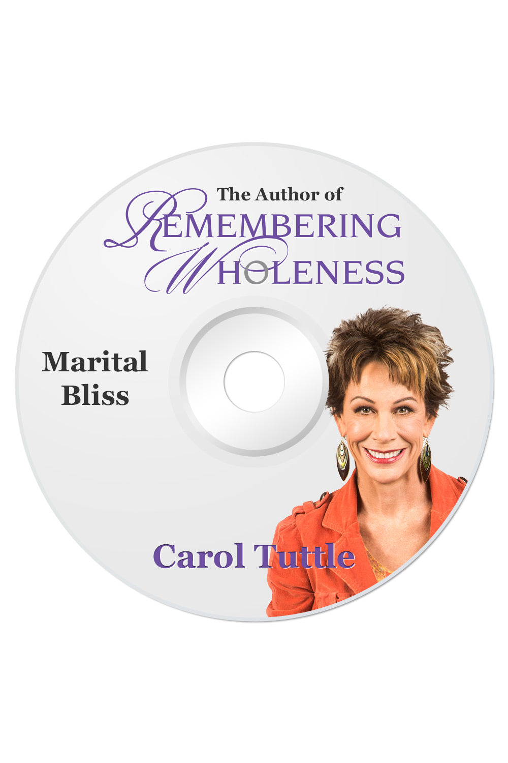 Marital Bliss: Understanding Masculine and Feminine Energy in Marriage CD