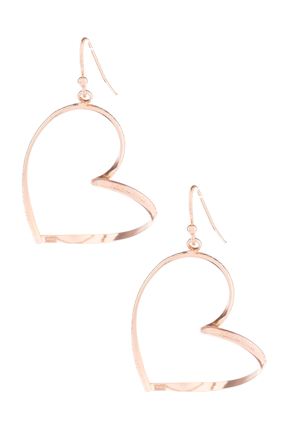 Type 1 Spiraled Adoration Earrings