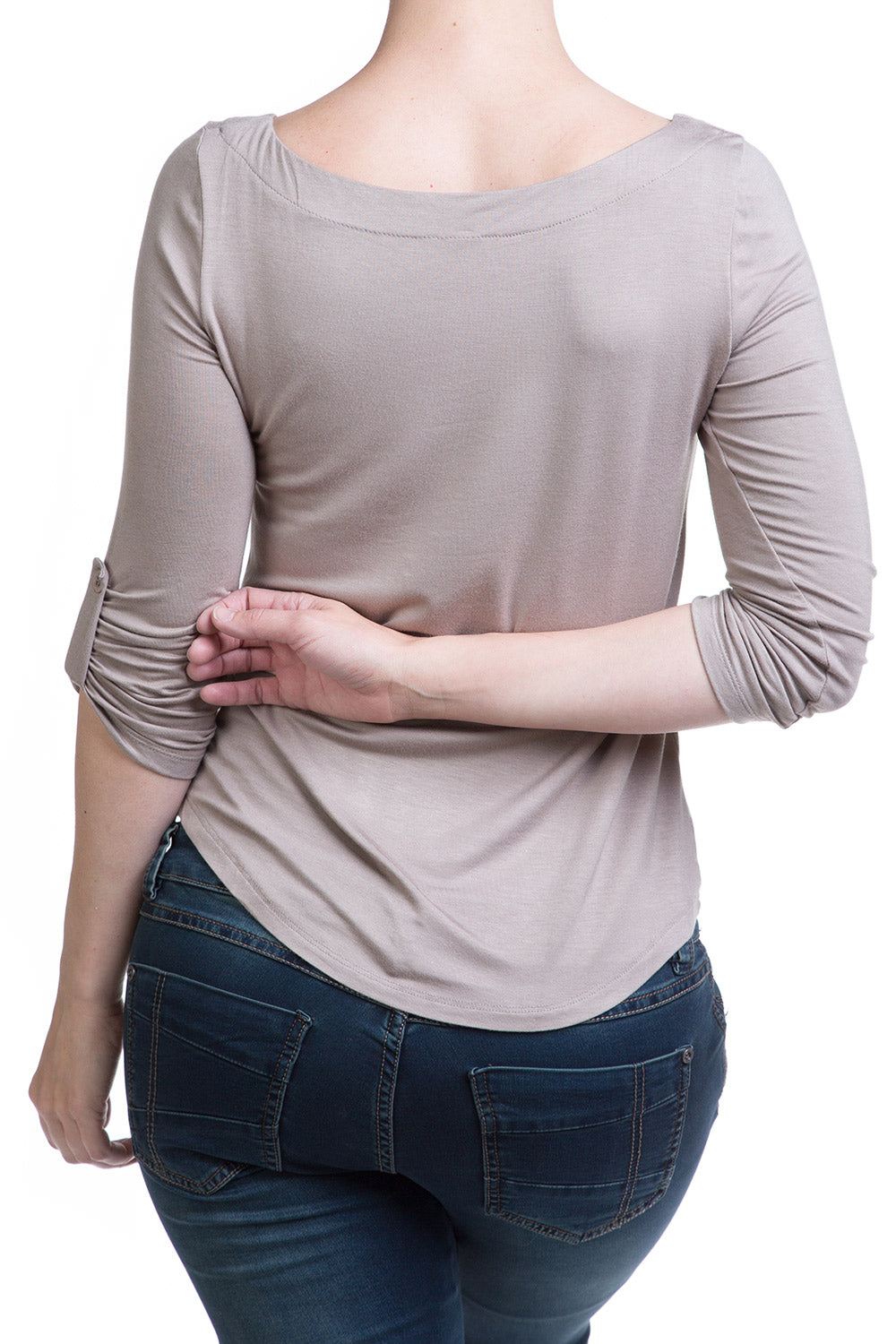 Type 2 Relaxed Top in Mushroom
