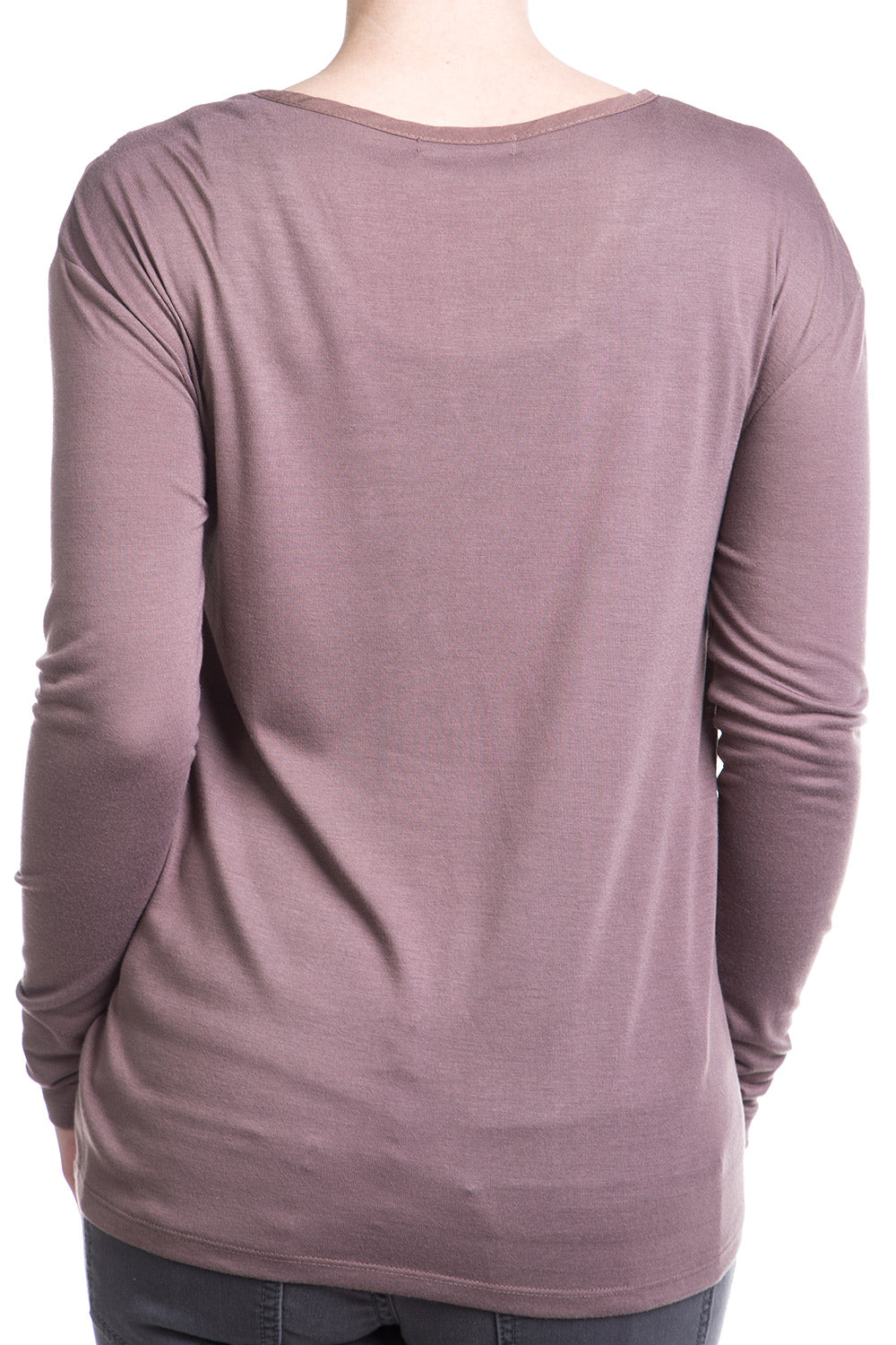 Type 2 In An Instant Top in Taupe