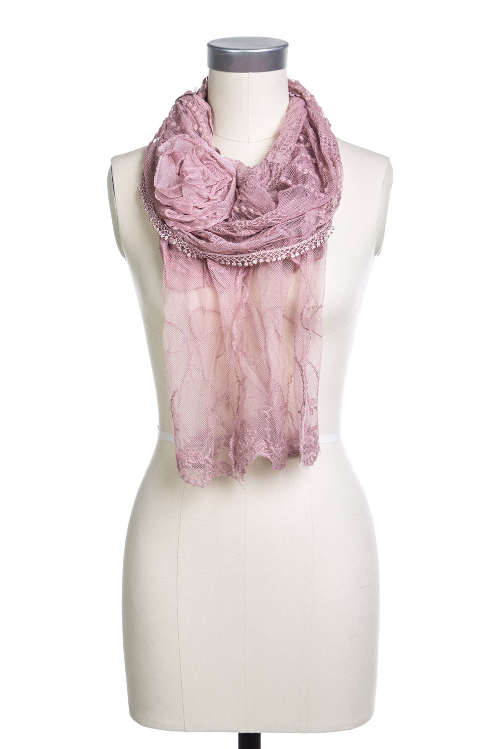 Type 2 Summer Rose Scarf