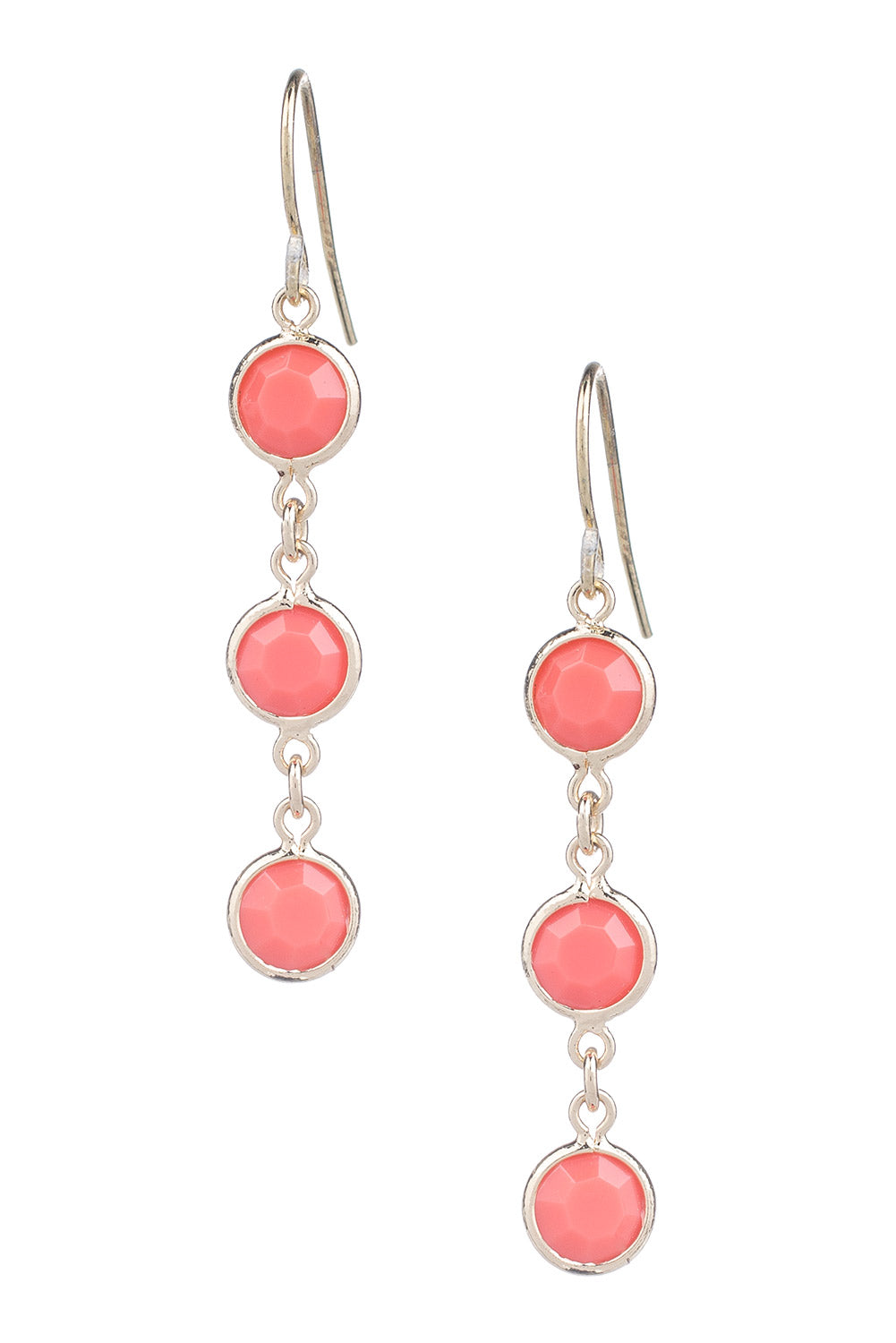 Type 1 Just Peachy About It Earrings