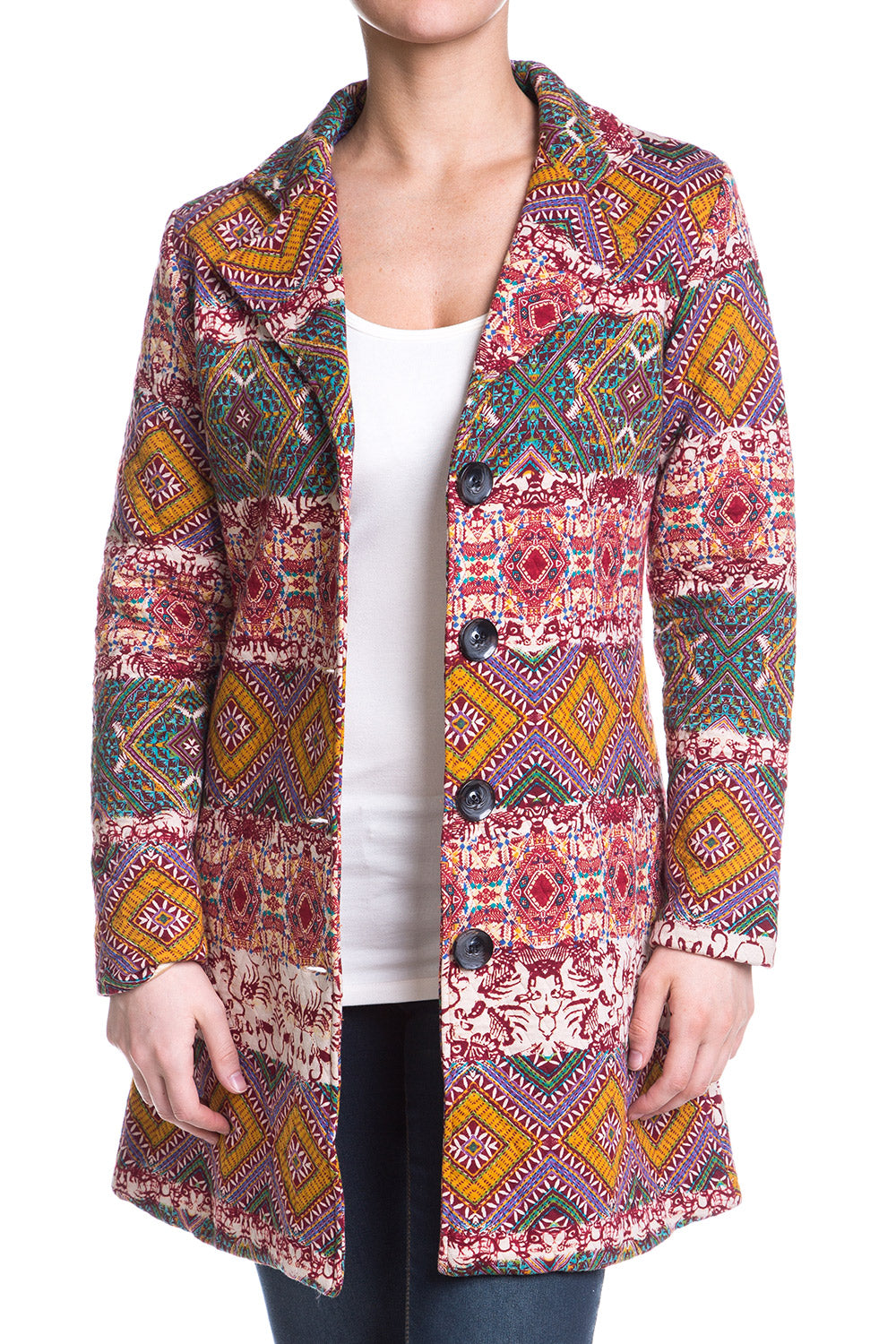 Type 3 Anthropology Coat