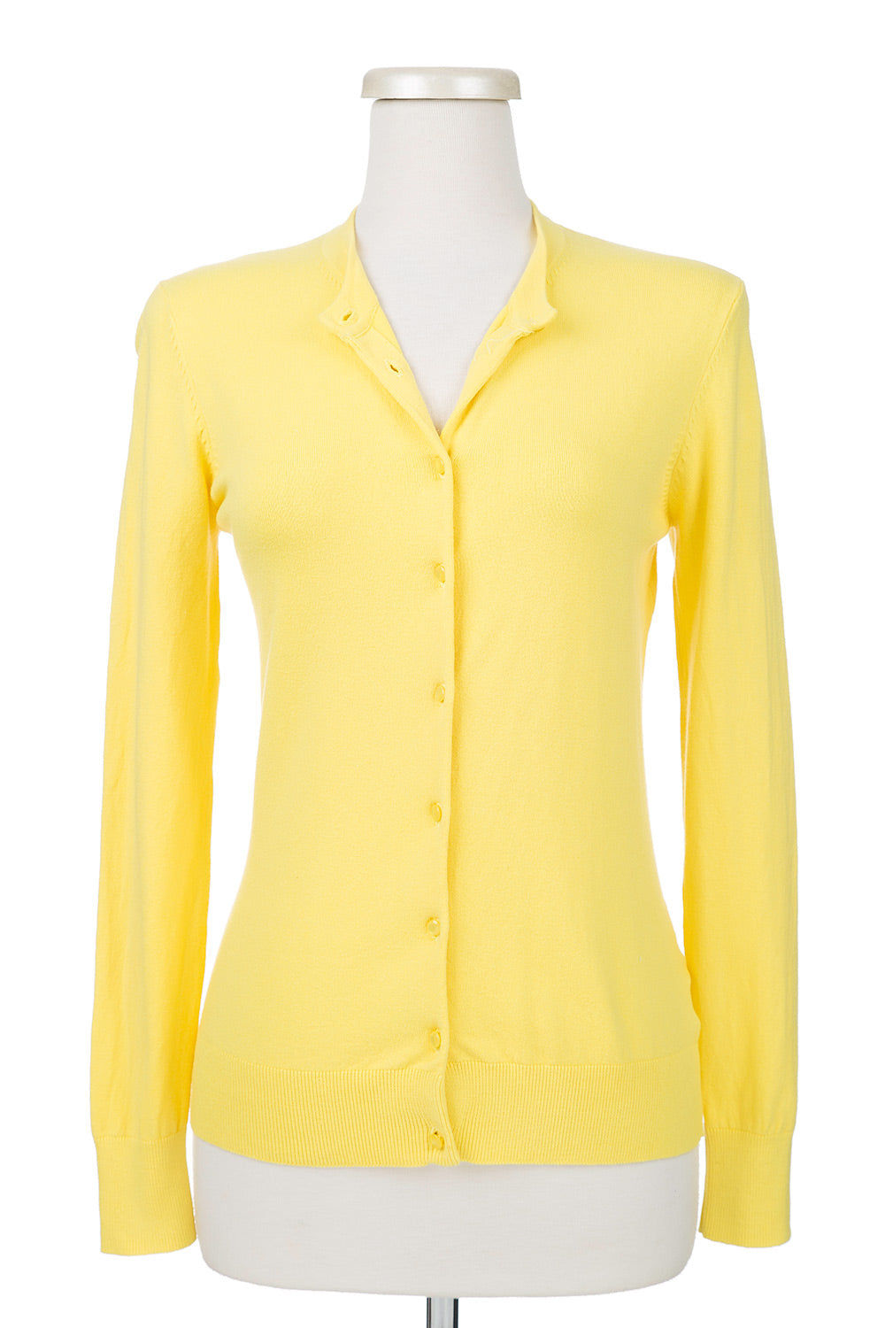 Type 1 Lemon Drop Cardigan