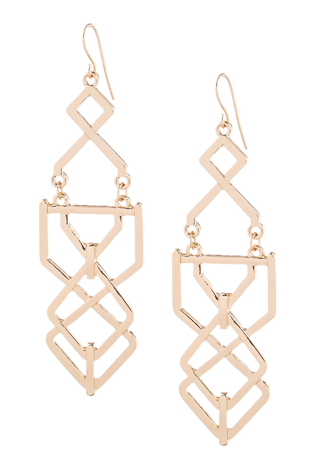 Type 3 Angles Away Earrings