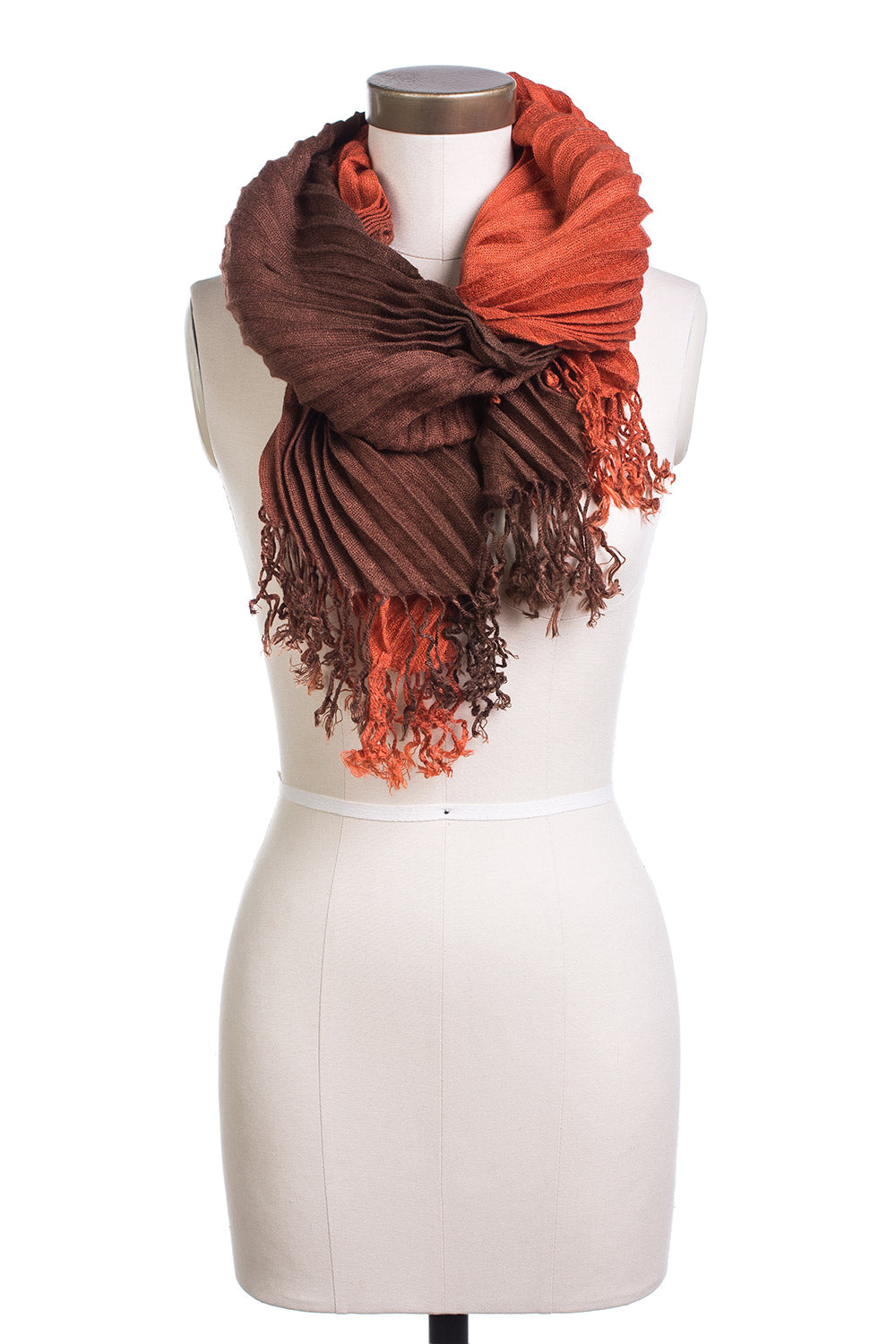 Type 3 Conveyor Scarf In Autumn